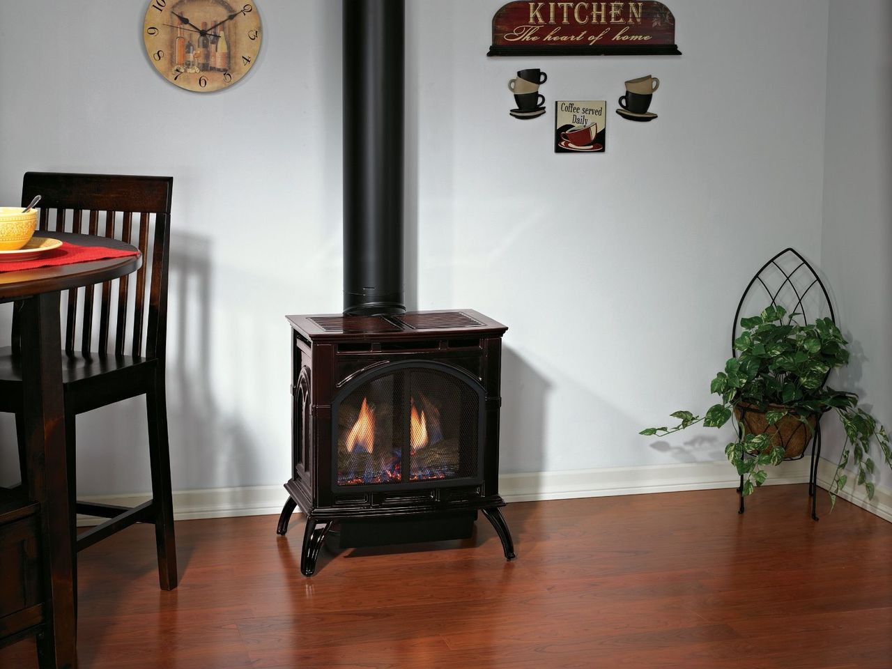 majestic oxford gas stove direct vent