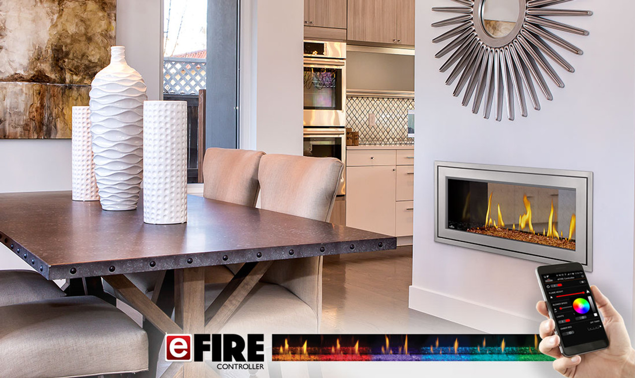 Fireplace Design napoleon fireplace reviews : Napoleon Vector 38 Gas Fireplace