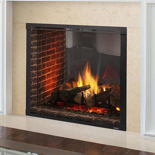 Majestic M42 Wood Burning Fireplace Manual