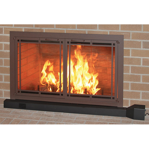 Airculator Fireplace Heat Exchanger 45 Quot For Use With Glass