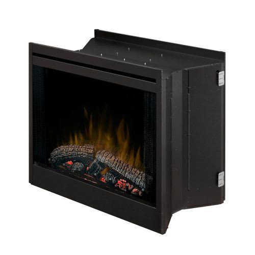 Dimplex 2 Sided Built In Electric Fireplace