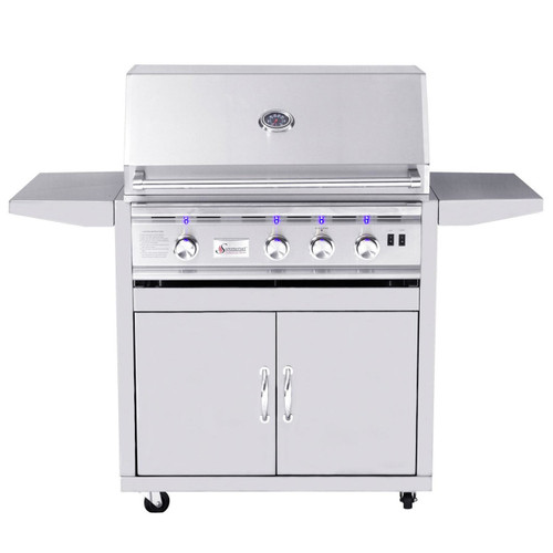 Summerset 32 Inch Trl Series Grill On Cart