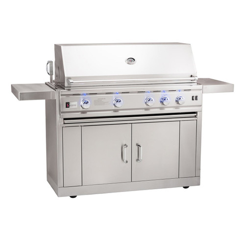Summerset Trl 44 Inch Series Grill With Cart