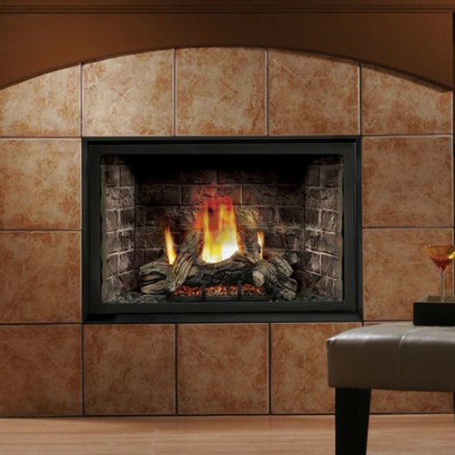 Kingsman Hb4228 Zero Clearance Direct Vent Gas Fireplace Fireplacesrus