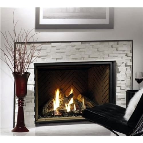 Kingsman HB4232 Zero-Clearance Direct Vent Gas Fireplace