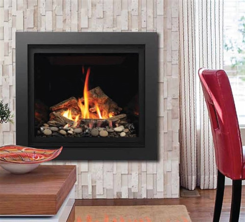 kingsman zcv42 zero clearance direct vent gas fireplace - Direct Vent Gas Fireplace