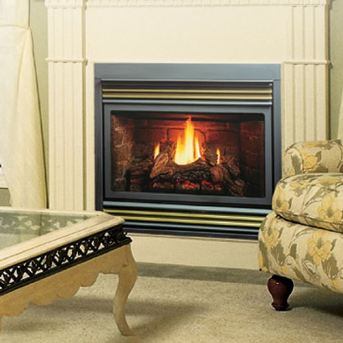 Kingsman ZV3600 Zero Clearance Vented Gas Fireplace