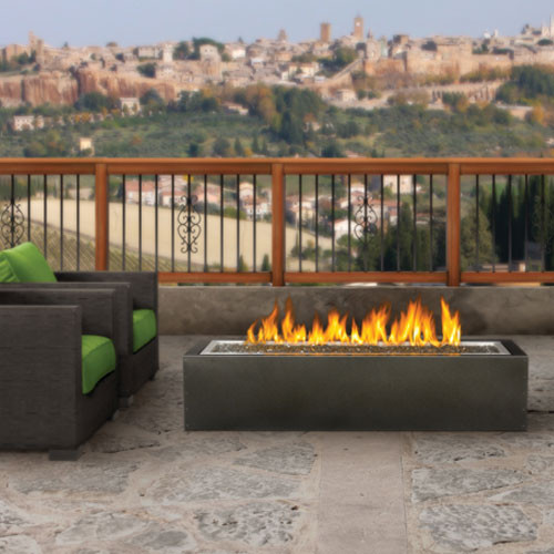 NAPOLEON LINEAR PATIOFLAME GAS FIRE PIT