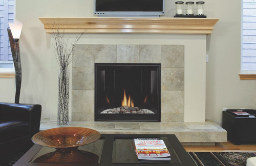 American hearth Madison 36 premium Contemporary gas fireplace
