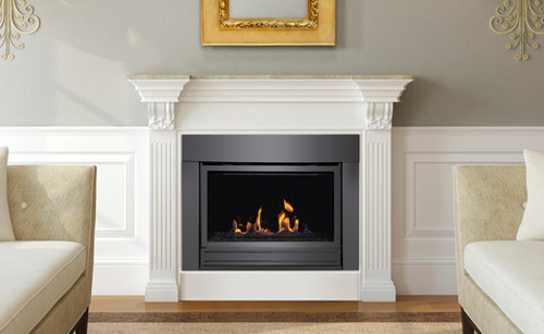Sierra Flame Thompson Direct Vent Linear Gas Fireplace