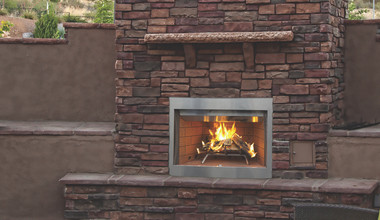 Superior Vre 3000 Outdoor Gas Fireplaces 36 Quot And 42
