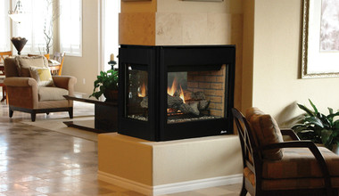 Superior Drt3500 Multiview Gas Fireplaces
