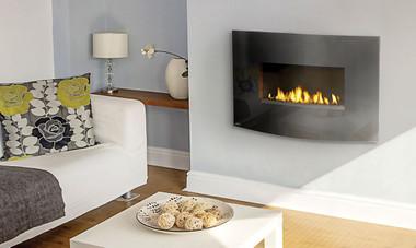 NAPOLEON VENT FREE PLASMAFIRE 24 WHVF24. Plasma Fireplace. Home Design Ideas