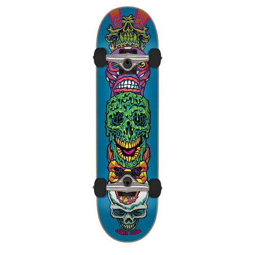 """Santa Cruz Vivid Stack Complete Skateboard 8.25"""" x 31.8"""""""