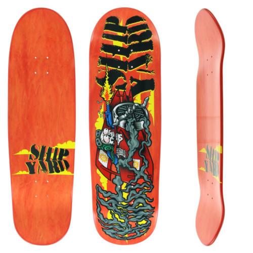 "Shipyard Skates Neil Hendrix Guest Deck 9.3"" x 32.25"""