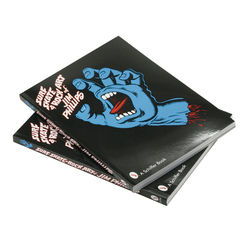 The Art of Jim Phillips Book Softcover