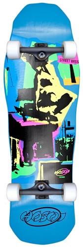 Hosoi Pop Art 87 Old School Reissue Complete Blue