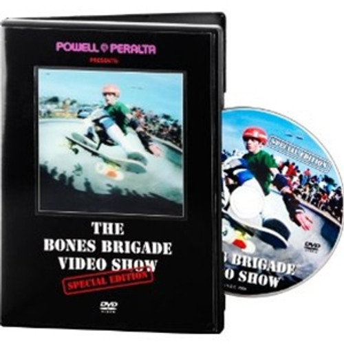 Powell Peralta The Bones Brigade Video Show Special Edition