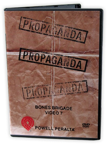 Powell Peralta Propaganda DVD Black Friday