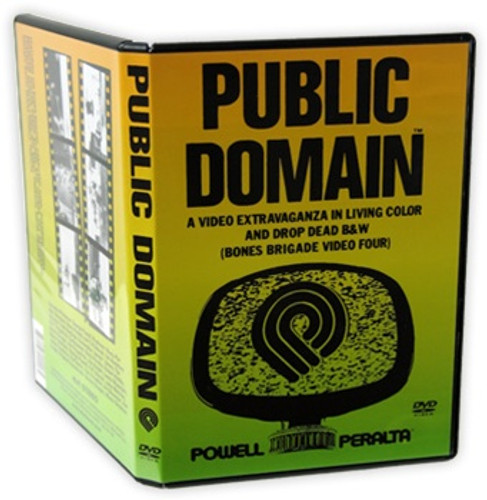POWELL PERALTA PUBLIC DOMAIN DVD