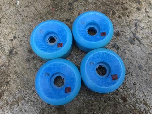 Old School NOS Powell Peralta Mini Rats Wheels 57MM/97A