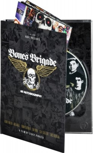 The Bones Brigade Autobiography BLU RAY