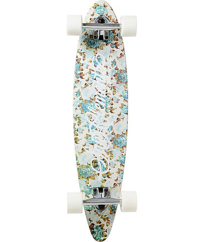 "San Clemente Palm Springs Pintail Longboard 34"" FREE USA SHIPPING"