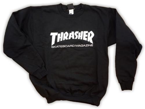 Thrasher Skate Mag Logo Crewneck Sweatshirt