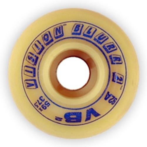 Old School NOS Vision Blurr VB2 Wheels 59MM/92A Vision-OS-VBS-White