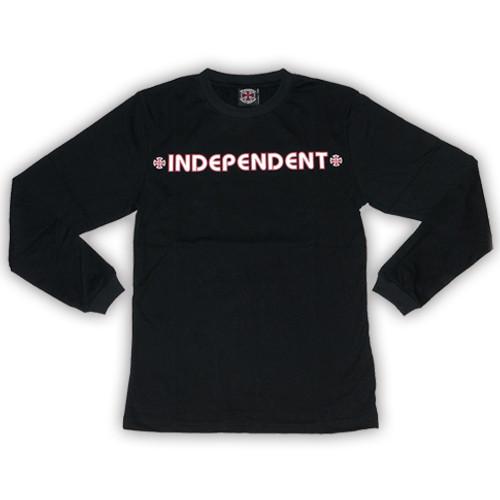 Independent Bar & Cross Longsleeve Shirt