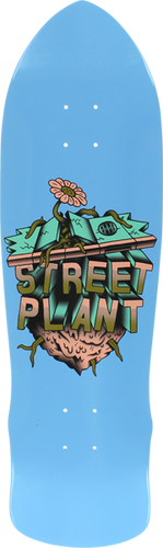 Street Plant Vallely Street Axe Deck
