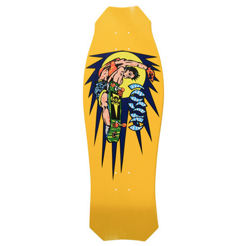 Hosoi Skates Rocket Air Hammerhead Yellow Deck
