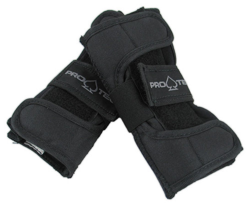 Pro-Tec Wrist Guards Black (Set of 2)