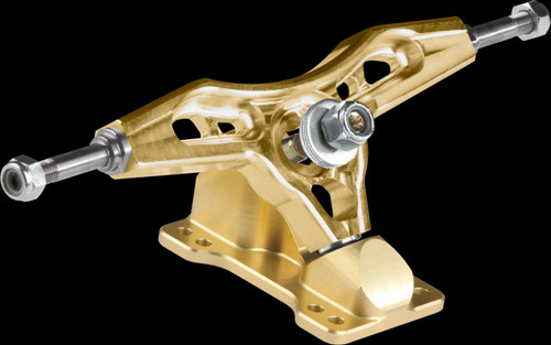 Aera K4 Precision 186mm/50° Trucks Gold (Set of 2)