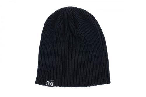 Fiend Knit Beanie Black