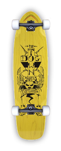 "Dogtown Old School Dominate Reissue Complete 7"" X 28"""