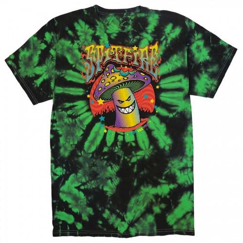 Spitfire Magic Cap Tie Dye Premium T-Shirt