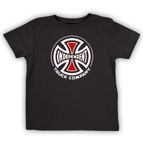 Independent Toddler Truck Co. Black T-Shirt