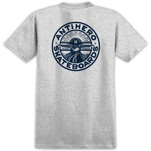 Antihero Skateboards Keep Moving Pocket T-Shirt