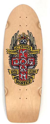 "Dogtown 40th Anniversary Deck 10"" X 30.25"""