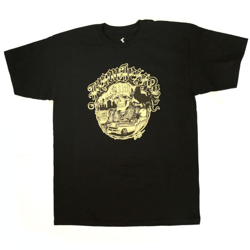 Suicidal Skates X Jason Jessee Black T-Shirt