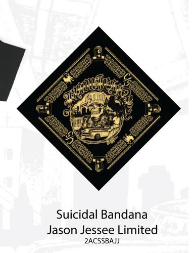 Suicidal Skates X Jason Jessee Bandana