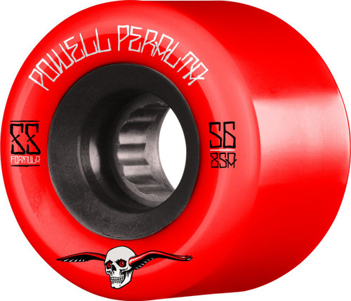 Powell Peralta G-Slides 56mm 85a Red Wheels 4 pk