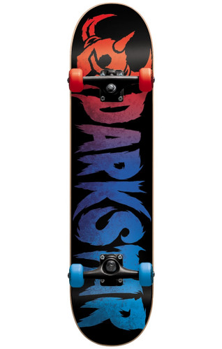"Darkstar Ultimate Youth Complete Skateboard 7.0"" X 28.7"""
