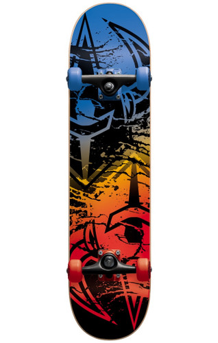 "Darkstar Drench Youth Complete Skateboard 7.375"" X 28.7"""
