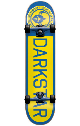 "Darkstar Timeworks Youth Complete Skateboard 7.375"" X 28.7"""