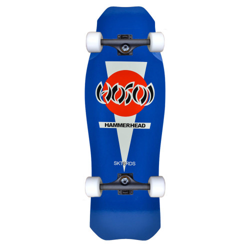 "Hosoi Hammerhead Old School Re-Issue Complete Blue 10.5"" X 31"""