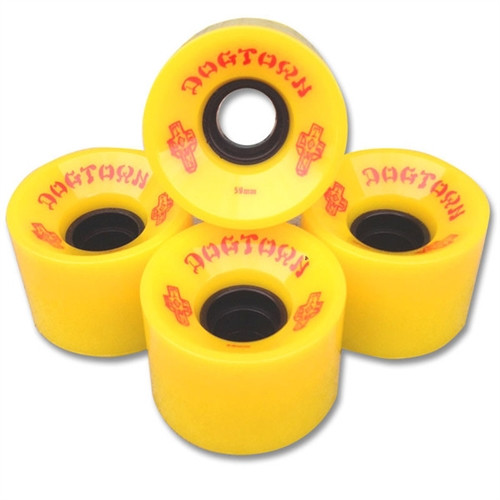 Dogtown Wheels Mini Cruiser 59mm 84a Yellow