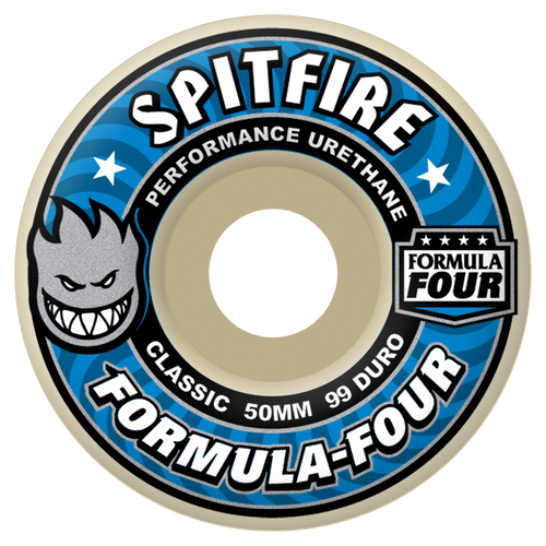 SPITFIRE Formula Four Classic 99D 54MM (Set of 4)
