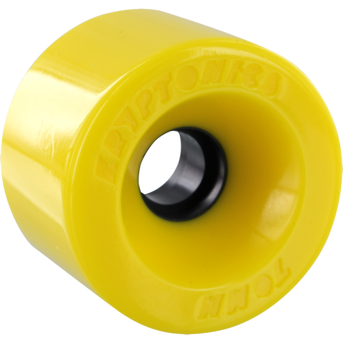 Kryptonics STAR TRAC Yellow Wheels (Available in 4 Sizes)